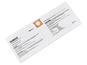 DeWalt® High Efficiency Bag - 12-16 Gallon S-24040
