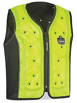 Dry Evaporative Cooling Vest