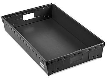 "Uline Conveyor Tray - 31 x 19 x 5"""