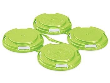 Rigid Can Carrier - 4-Pack, Lime S-24159LIME