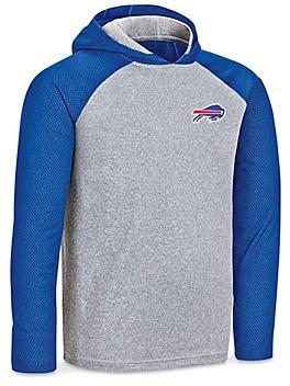 NFL Lightweight Hoodie - Buffalo Bills, 2XL S-24206BUF2X