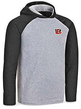 NFL Lightweight Hoodie - Cincinnati Bengals, XL S-24206CIN-X