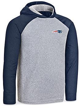 NFL Lightweight Hoodie - New England Patriots, 2XL S-24206NEP2X