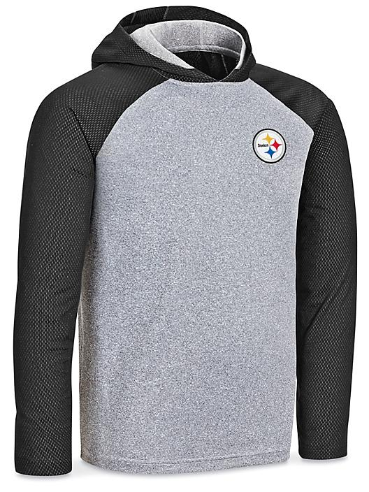 NFL Lightweight Hoodie - Pittsburgh Steelers, XL S-24206PIT-X