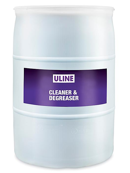 Uline Industrial Purple Cleaner - 55 Gallon S-24225