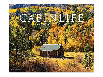 2022 Cabin Life Calendar S-24274