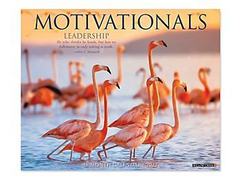 2022 Motivationals Calendar S-24277