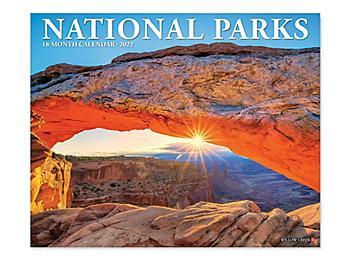 2022 National Parks Calendar S-24278