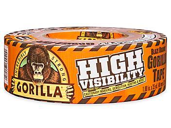 "Gorilla Duct Tape - 2"" x 35 yds, Orange S-24281"