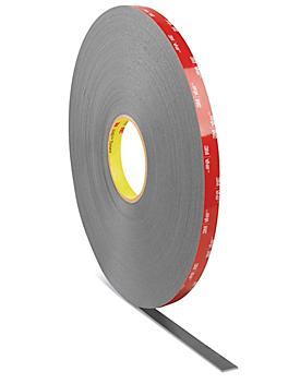 """3M 5930 VHB Double-Sided Foam Tape - 1/2"""" x 72 yds S-24293"""