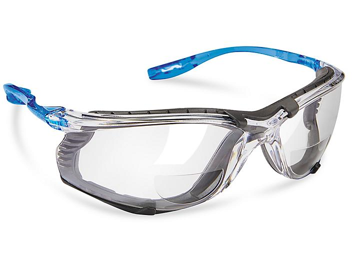 3M Virtua™ CCS Safety Readers - Clear, 2.0 Strength S-24298-2.0