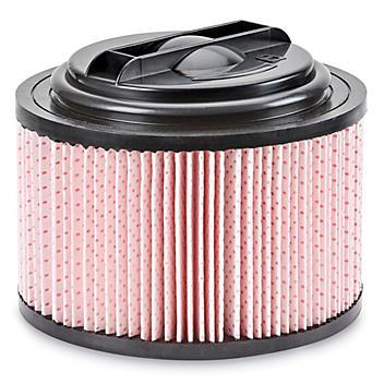 Vacmaster® High Efficiency Cartridge Filter - 5 Gallon S-24301