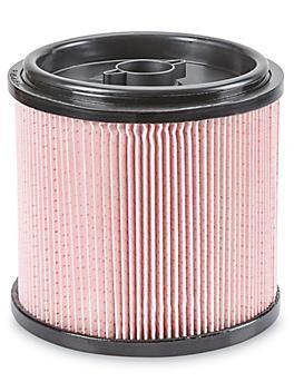 Vacmaster® High Efficiency Cartridge Filter - 12-16 Gallon S-24302