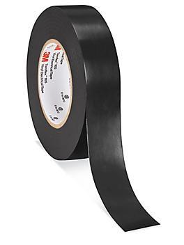 "3M 165 Temflex™ Electrical Tape - 3/4"" x 60', Black S-24327BL"
