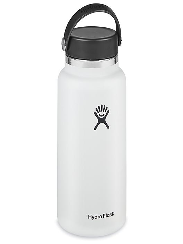 Hydro Flask® Bottle - White S-24372W