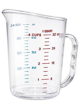 Commercial Measuring Cups - 1 Quart S-24377