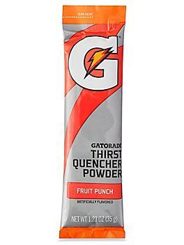 Powdered Gatorade® - 20 oz, Fruit Punch S-24385F
