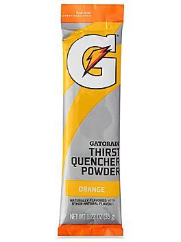 Powdered Gatorade® - 20 oz, Orange S-24385ORG