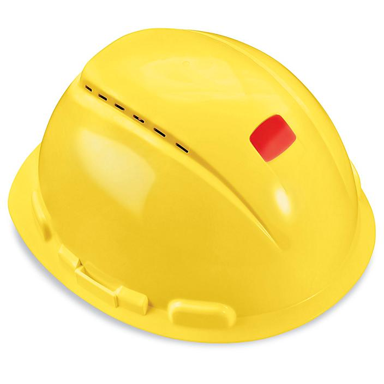 3M UVicator<sup>&trade;</sup> Hard Hat