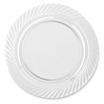 """Premium Plastic Plates - 7 1/2"""""""