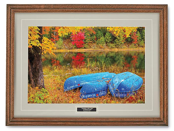 Autumn at the Lake Print S-24461