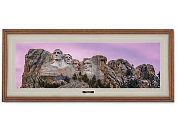 Rushmore Twilight Print S-24470