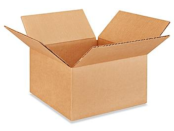 """9 x 9 x 5"""" Corrugated Boxes S-4093"""