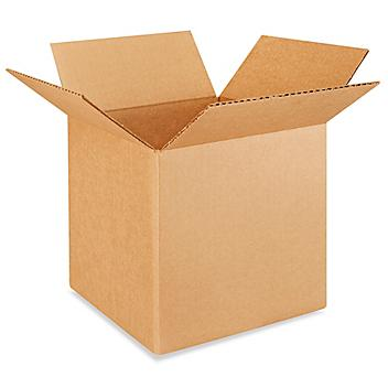 """9 x 9 x 9"""" Corrugated Boxes S-4094"""