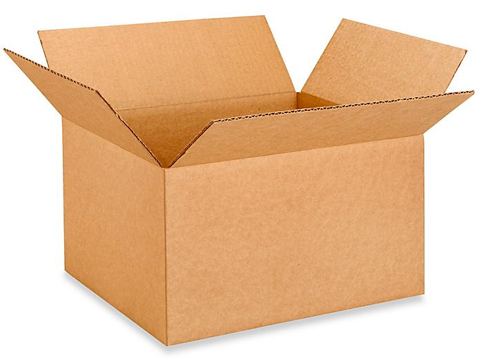 """14 x 10 x 8"""" Corrugated Boxes S-4143"""