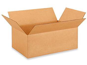"""16 x 10 x 6"""" Corrugated Boxes S-4157"""