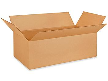 """24 x 12 1/2 x 8"""" Corrugated Boxes S-4216"""