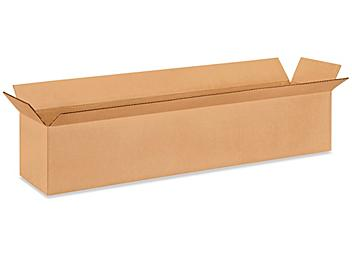 """36 x 6 x 6"""" Long Corrugated Boxes S-4367"""