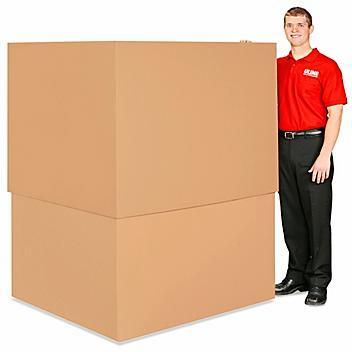 "48 x 40 x 36 - 68"" 2-piece Telescopic Bulk Cargo Box S-4479"