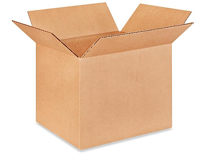 """9 x 7 x 7"""" Corrugated Boxes S-4485"""