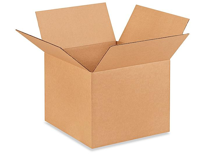 """15 x 15 x 12"""" Corrugated Boxes S-4494"""