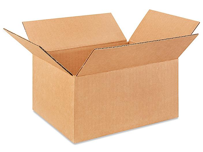 """10 x 8 x 5"""" Corrugated Boxes S-4517"""