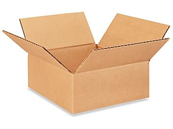 """8 x 8 x 3"""" Corrugated Boxes S-4589"""