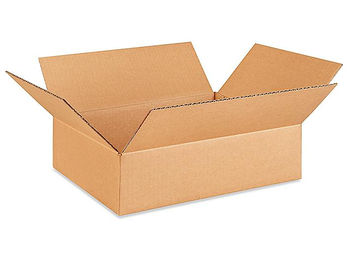 """15 x 12 x 4"""" Corrugated Boxes S-4625"""