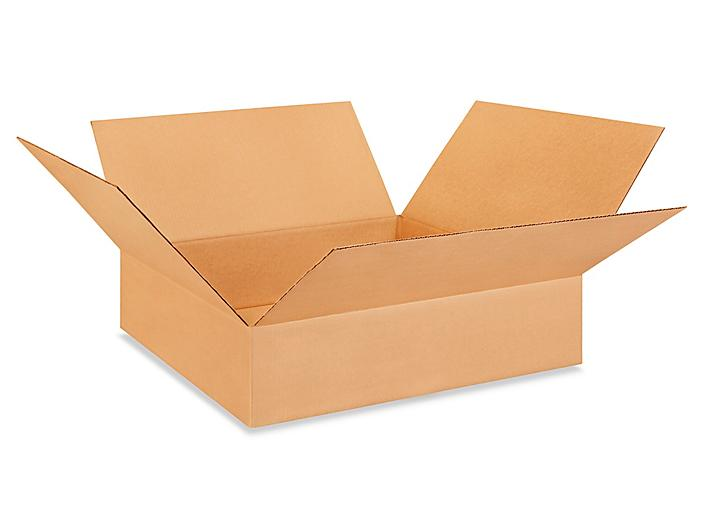 """26 x 26 x 6"""" Corrugated Boxes S-4664"""