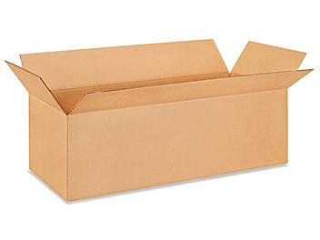 """36 x 12 x 10"""" Corrugated Boxes S-4673"""