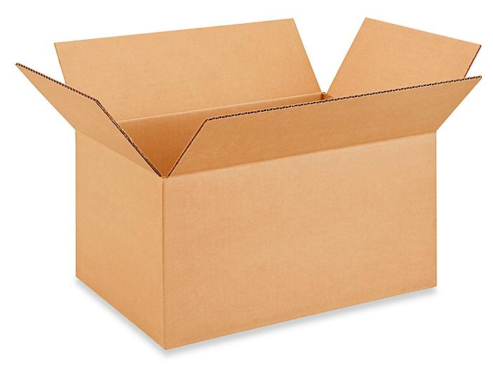 """15 x 10 x 8"""" Corrugated Boxes S-4719"""