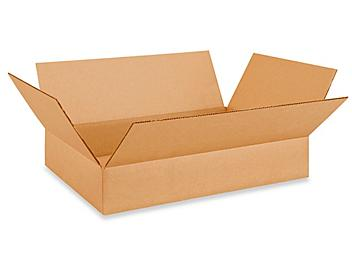 """17 1/2 x 12 x 3"""" Corrugated Boxes S-4722"""