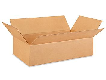 """28 x 16 x 7"""" Corrugated Boxes S-4743"""