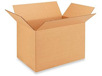 """30 x 20 x 20"""" 275 lb Double Wall Corrugated Boxes S-4775"""