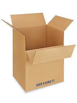 "24 x 20 x 34"" 51 ECT Double Wall Wardrobe Box S-4777BOX"
