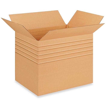 """28 x 20 x 24"""" Multi-Depth Corrugated Boxes S-4806"""