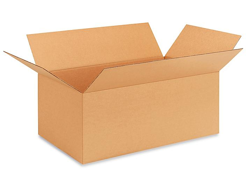 "29 x 17 x 12"" Corrugated Garment Boxes S-4808"