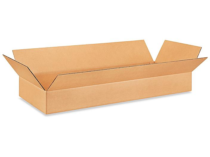 """36 x 12 x 4"""" Corrugated Boxes S-4830"""