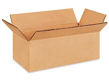 """9 x 4 x 3"""" Long Corrugated Boxes S-4850"""