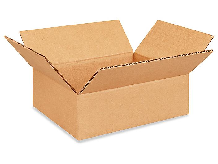 """10 x 8 x 3"""" Corrugated Boxes S-4851"""